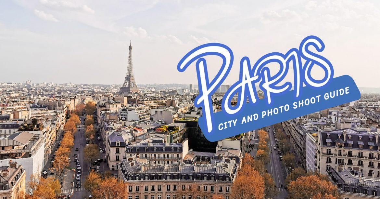 รีวิวปารีส 9 แลนด์มาร์ค + ชี้จุดถ่ายรูปสวยๆปัง | Paris city guide 2019 with Huawei P30 Pro