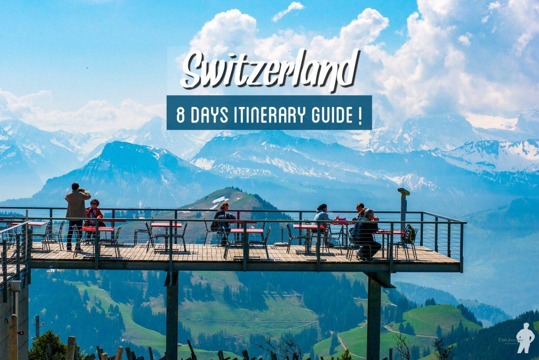 รีวิวสวิสเซอร์แลนด์ ( Switzerland ) ไม่ลำบาก แบบไม่โฮสเทล 8 วัน 7 คืน 5 หมื่น รวมตั๋ว!! | Update 2020